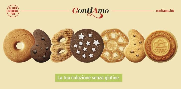 contiamo biscotti senza glutine