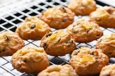 Biscotti con corn flakes